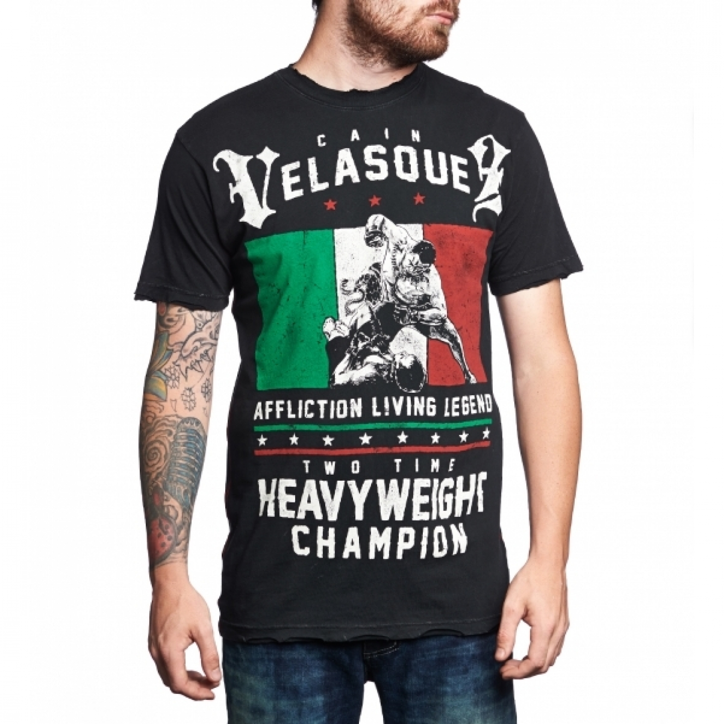 CAMISETA VELASQUEZ LEGEND